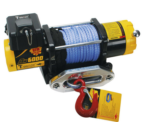 T-Max winches ATW 6000 ATW6000 with Synthetic Rope