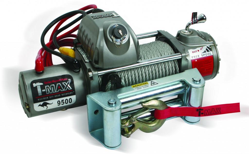 t-max winches EWI-9500