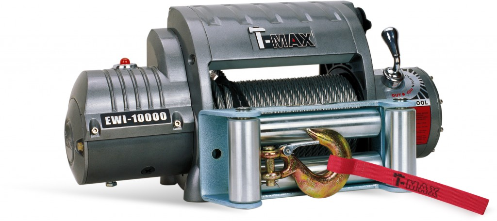 t-max winches EWI-OUTBACK10000 12VPN 7333282 24V PN 7334282