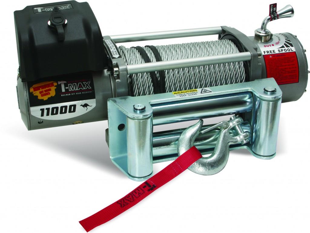 T-Max winches EW-11000 OFFROAD EW11000