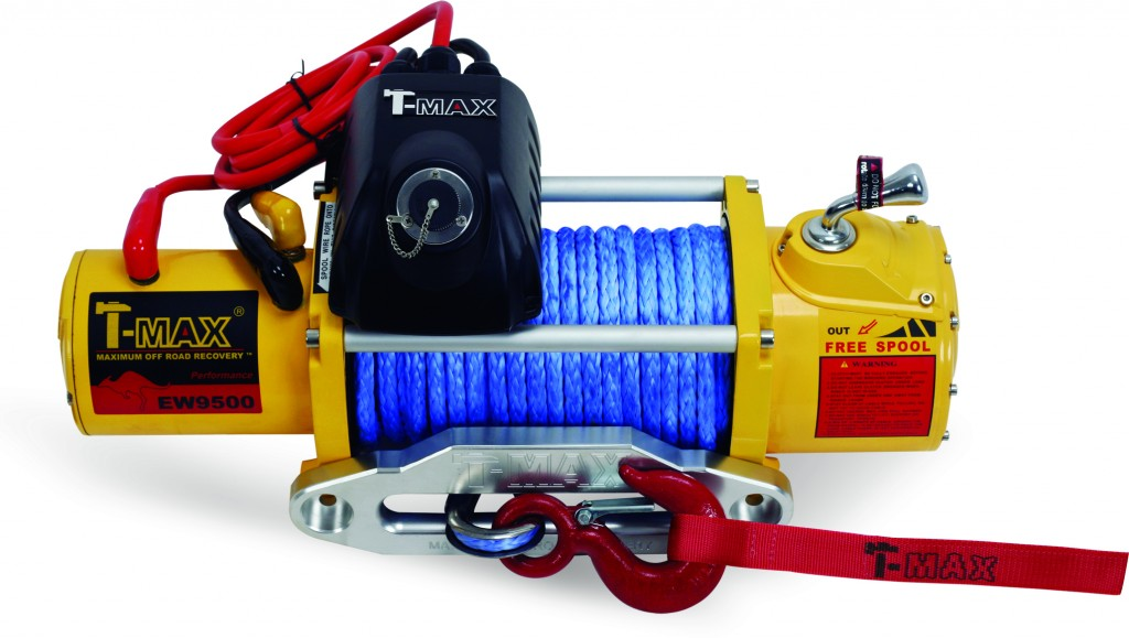 t-max winches PEW9500