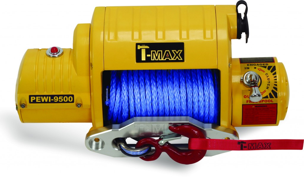 t-max winches PEWI9500